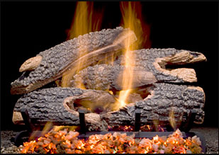 Vented vs Vent-Free Gas Logs