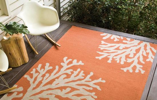 Jaipur Rugs Grant Citrus Indoor/Outdoor Rug
