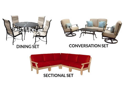 Patio Furniture Sets Buying Guide