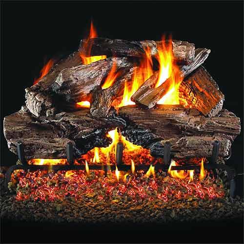 Cedar Gas Log Sets