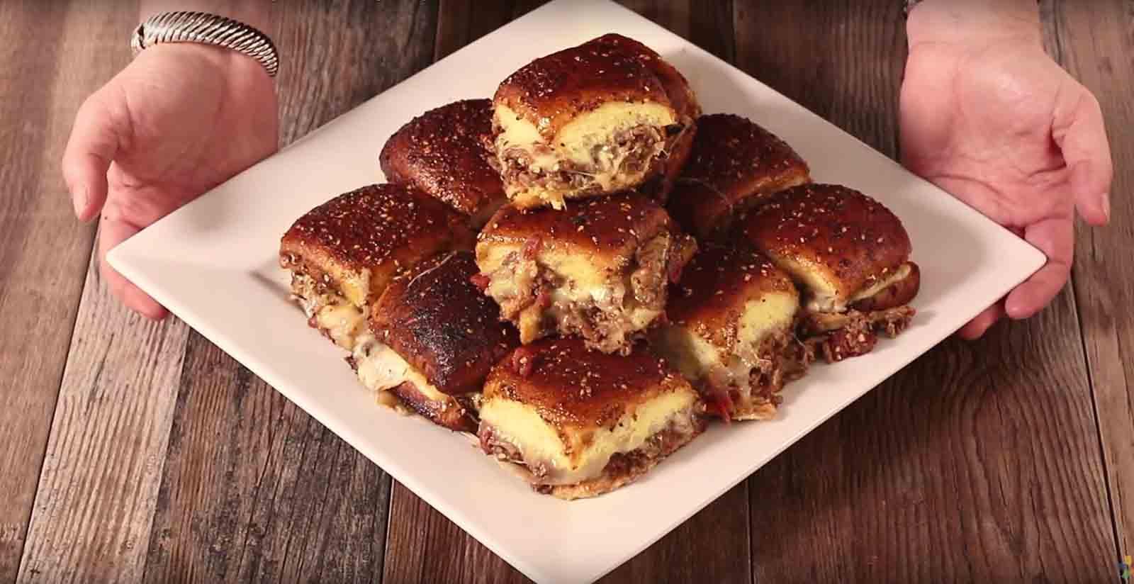 How to Make Sweet Heat Sliders Recipe