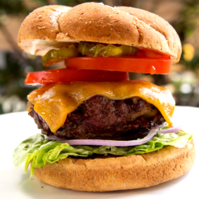 The Perfect Hamburger Recipe