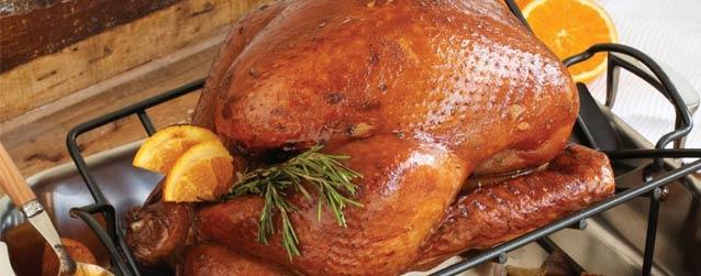 Oven-Roasted Turkey