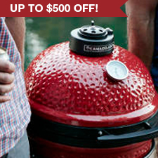 Sales & Special Offers: Kamado Grills
