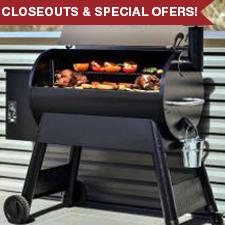 Sales & Special Offers: Pellet Grills