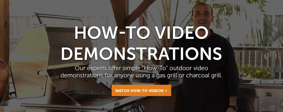 How-To Video Demonstrations