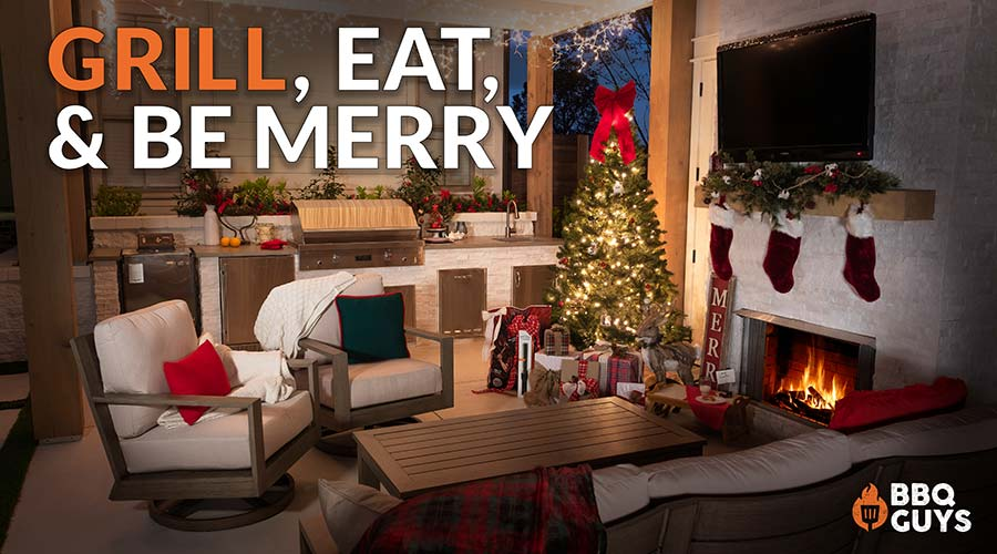 Happy Holidays from BBQGuys