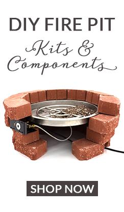DIY Fire Pit Kits & Components