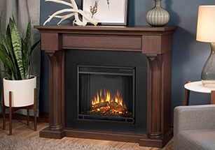 Best Electric Fireplace Mantels