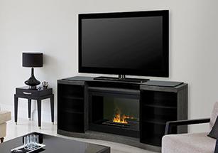 Best Electric Fireplace Entertainment Centers