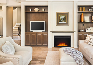 Best of the Best Electric Fireplaces