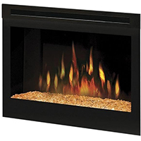 Contemporary Electric Fireplaces