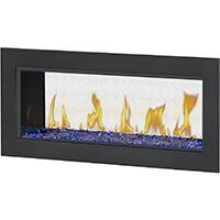 See Thru Gas Fireplaces