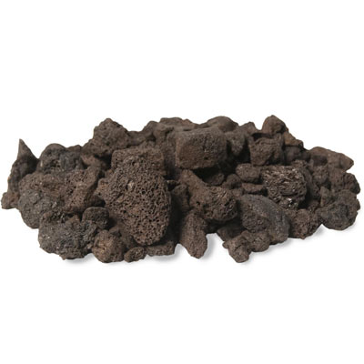 Gas Log Lava Rock