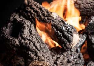 Natural Gas vs Propane Gas Logs