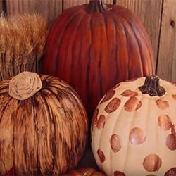 DIY Decorative Pumpkins