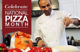 National Pizza Month