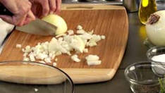 How to Chop an Onion Video