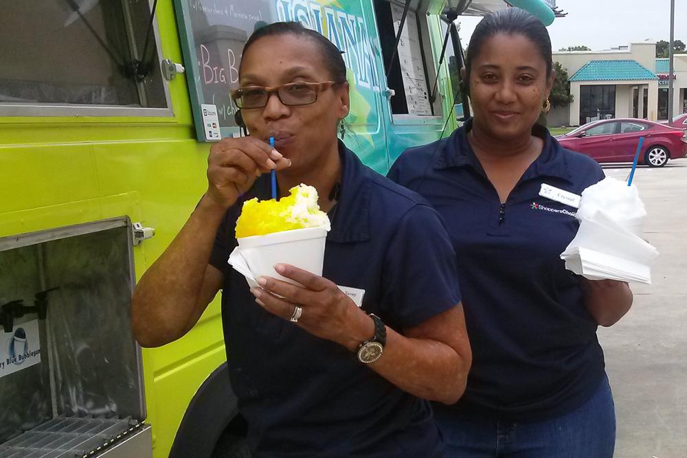 Louisiana Lemonade Visits