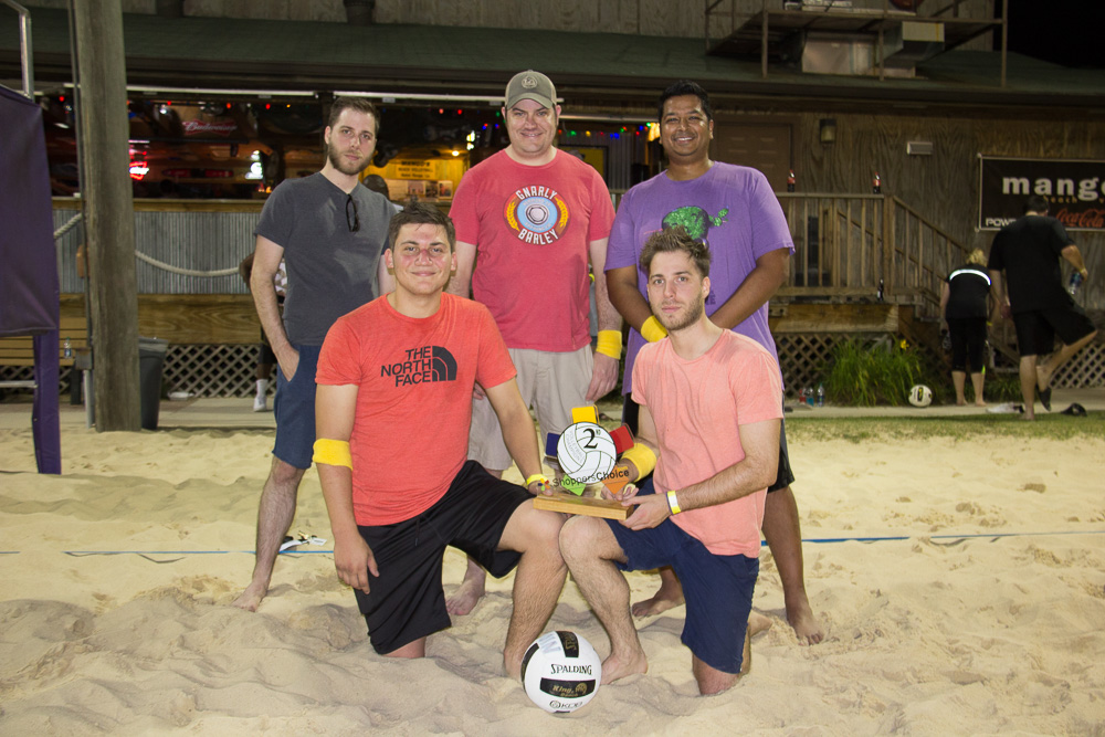 2017 Spring Volleyball Party