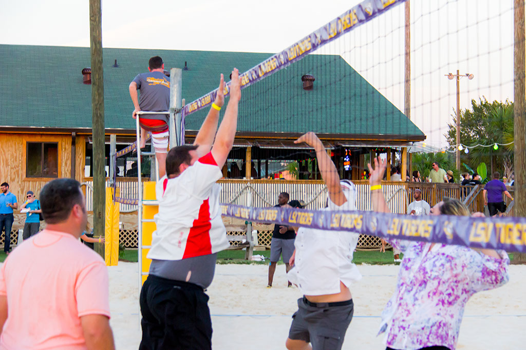 2014 Volleyball Quarterly Party