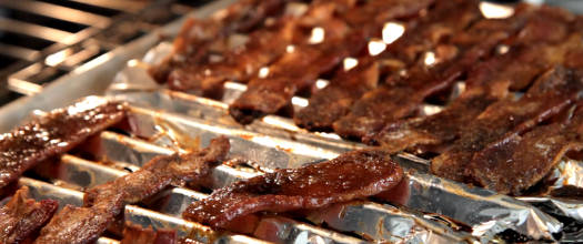 Chipotle Candied Bacon In DCS Oven Recipe Video