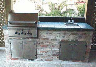 DCS Outdoor Kitchen Customers