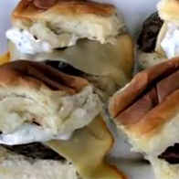Lamb and Herb Sliders