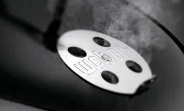 Weber Temperature Control