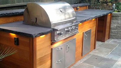 Napa Valley Outdoor Kitchen