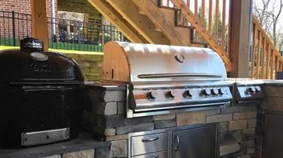 Franklin, TN Outdoor Kitchen