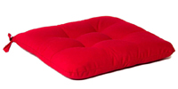 Tufted Outdoor Cushions