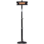 Freestanding Electric Patio Heaters