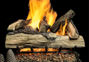 Gas Log Warranty Charts