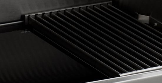 Gas Grill With One Infrared Burner