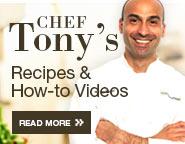 Chef Tony's Recipes