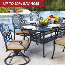 Sales & Special Offers: Patio Furniture