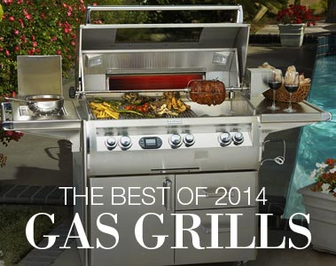 The Best of 2014 Gas Grills