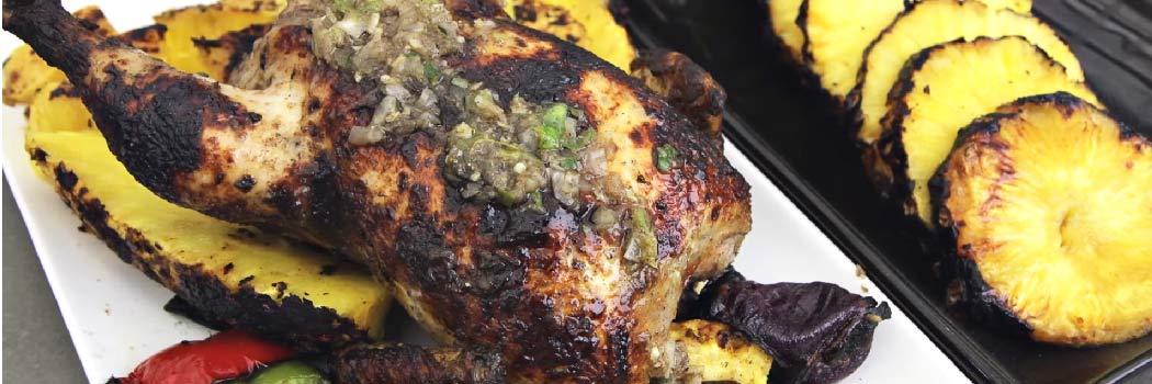 Caribbean Jerk Chicken Recipe Video