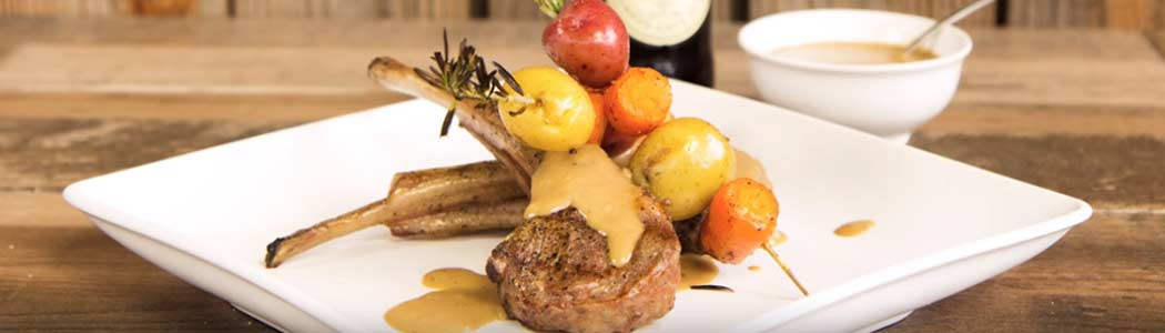Lamb Chops Recipe on Memphis Pellet Grill