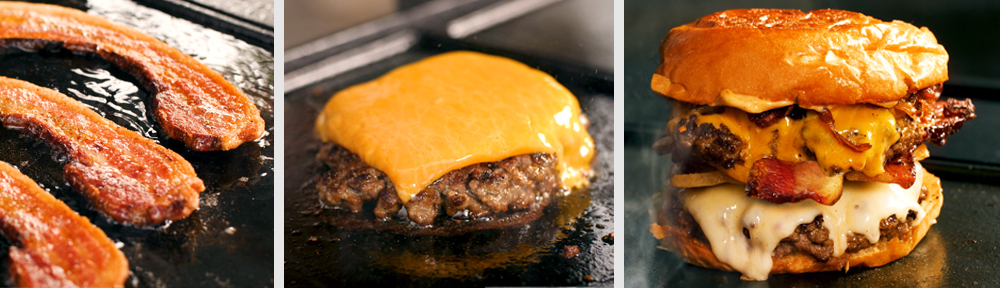How to Create the Ultimate Bacon Cheeseburger