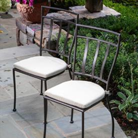 Alfresco Home Semplice Bistro Chairs