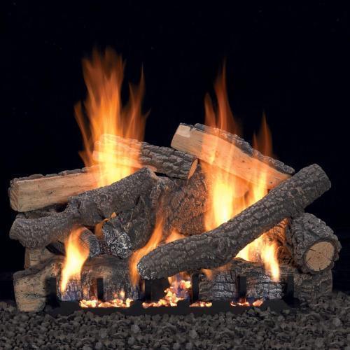 Pine Gas Log Sets