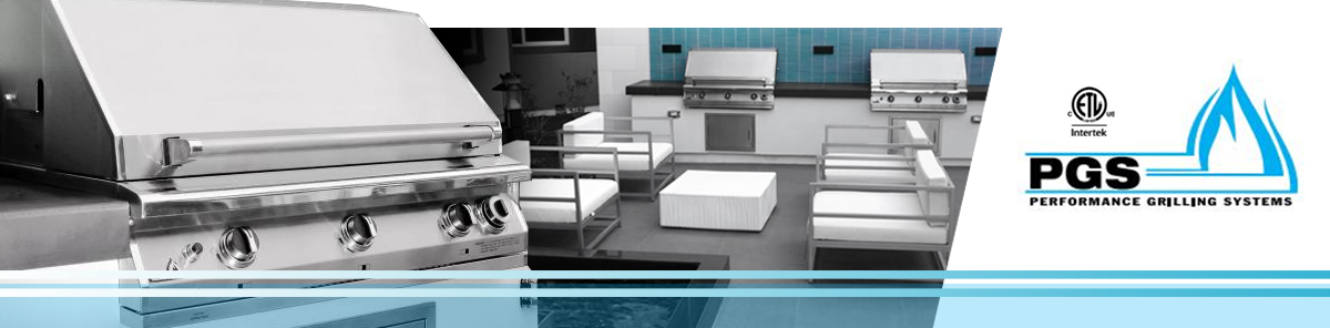 PGS Commercial Gas Grills