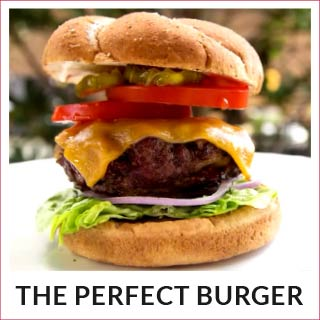 How to Cook the Perfect Hamburger