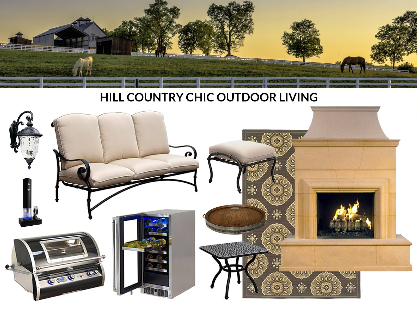 Hill Country Chic