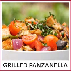 Grilled Panzanella Salad Recipe