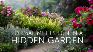 Intimate Garden Retreat