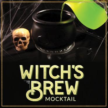 DIY Halloween Witch's Brew