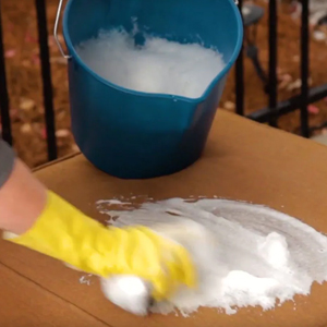 Outdoor Cushion Cleaning Guide
